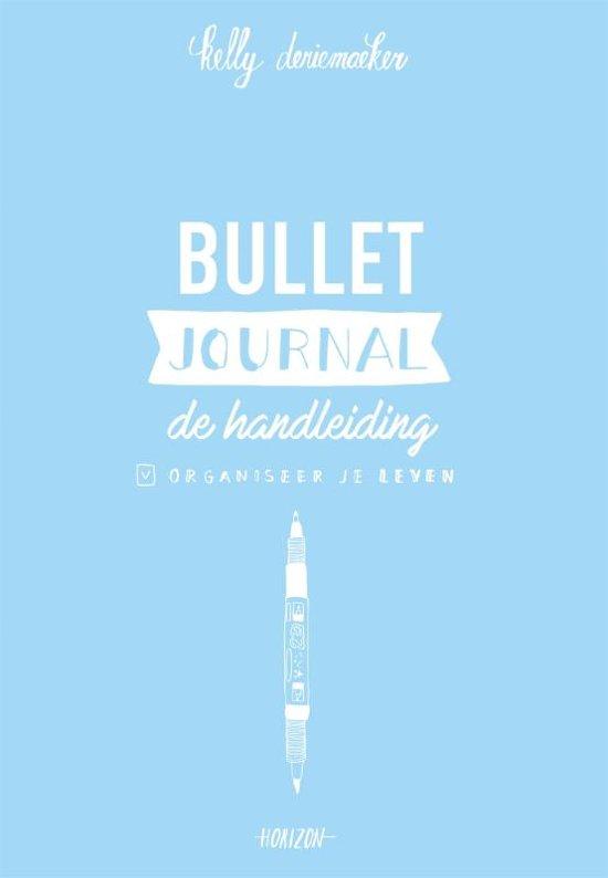 Bullet journal - De handleiding