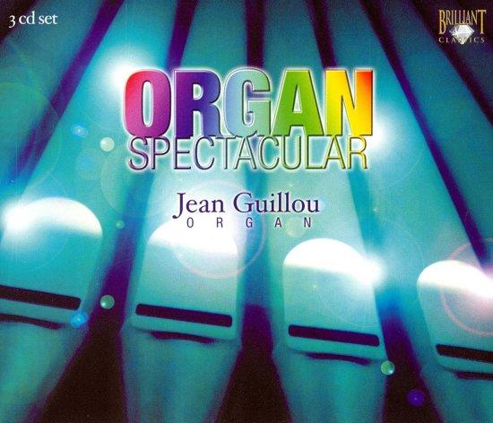 Organ Spectacular, Jean Guillou