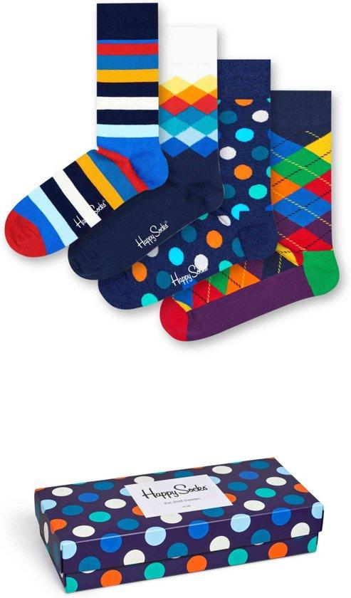 Happy Socks Big Dot Giftbox - Maat 36-40