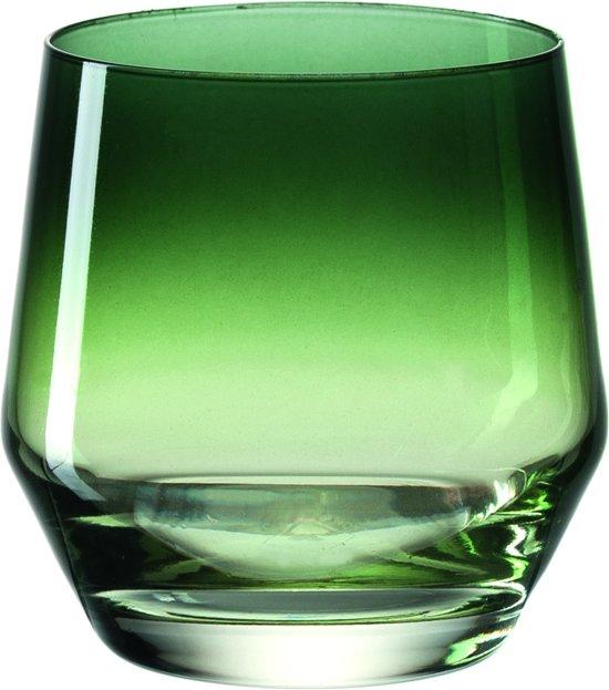 Leonardo Puccini - Waterglas - groen - 6 stuks