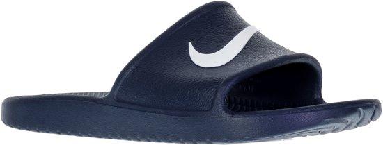 Nike Shower Unisex Kawa Blauw Slippers rrqS5Rw
