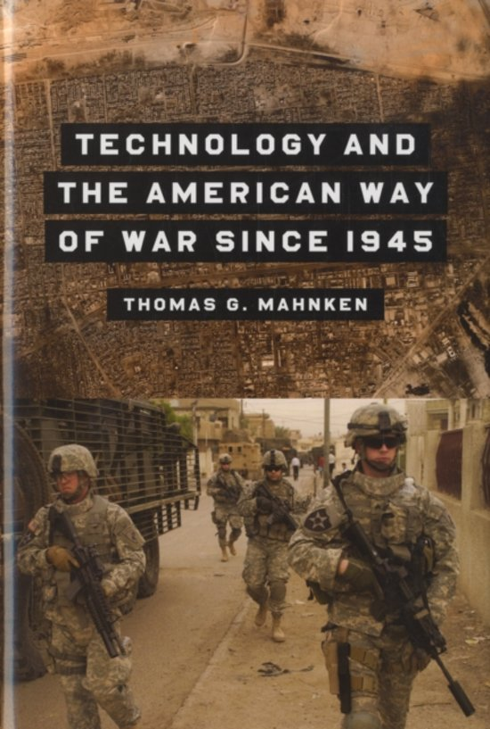 Technology and the American Way of War Since 1945