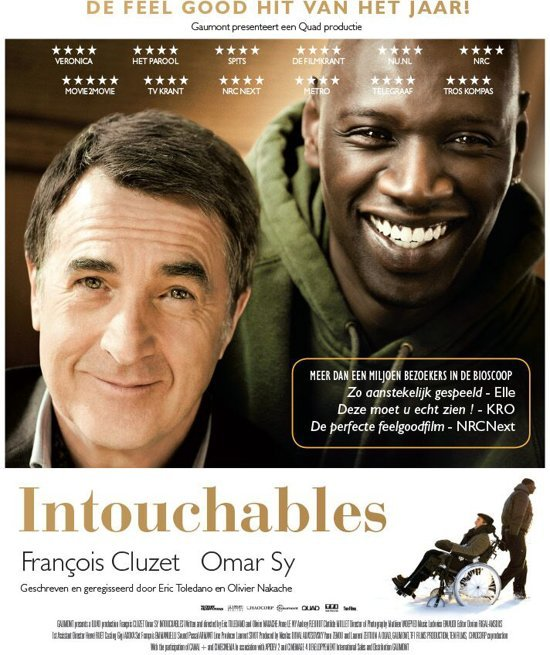 Intouchables (Blu-ray)