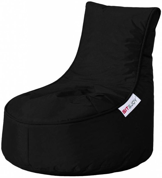 Sit En Joy Zitzak Balina.Bol Com Sit And Joy Mini Balina Zitzak Black