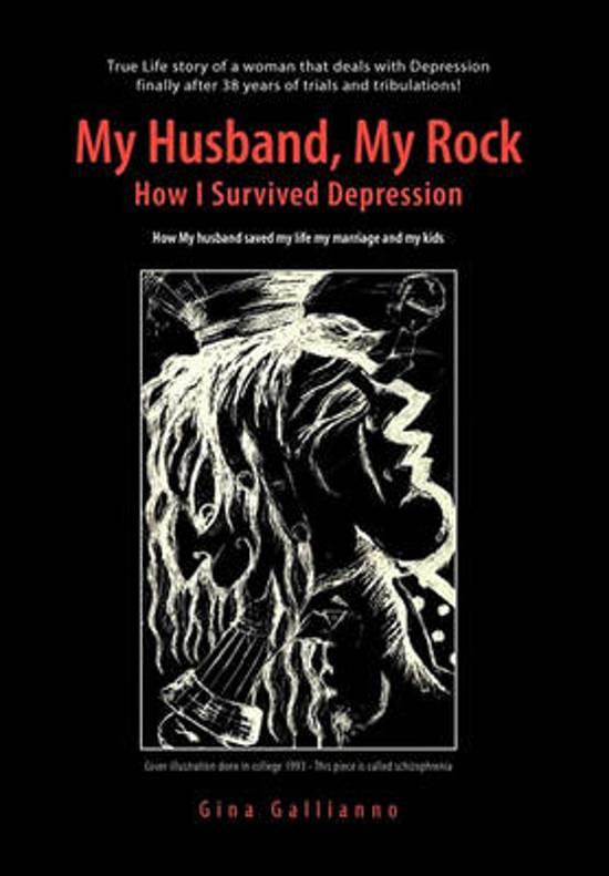 Bolcom My Husband My Rock Gina Gallianno 9781453531556 Boeken