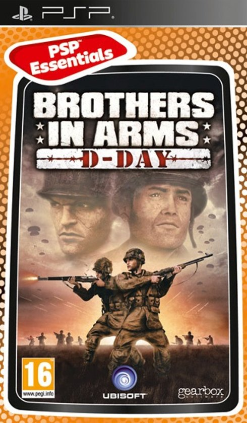 Brothers In Arms: D-Day - Essentials Edition