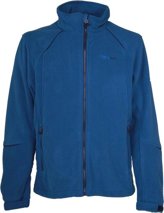 glad informatie vrijgeven op laagste korting Bjornson Asbe - Fleece Vest met Windstopper - Heren - Maat L - Blauw
