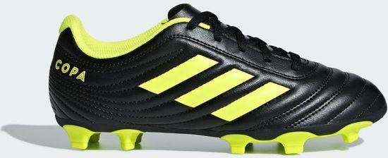 finest selection a7712 e2747 adidas Copa 19.4 Fg Voetbalschoenen Unisex - Core BlackSolar Yellow - Maat  46 2