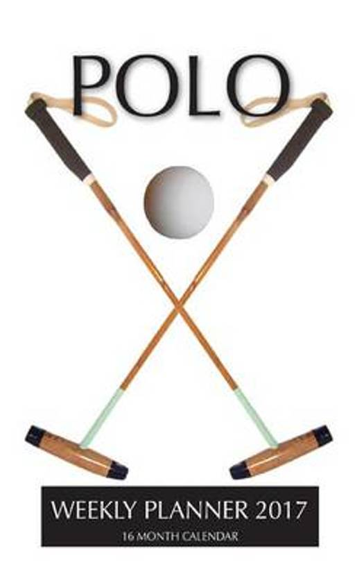 Polo Weekly Planner 2017