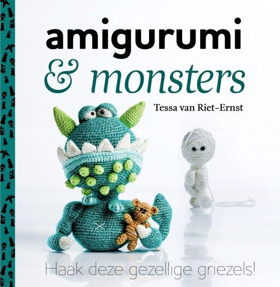 Bolcom Amigurumi En Monsters Ebook Tessa Van Riet Ernst