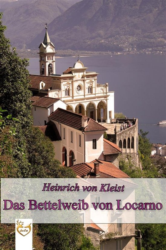 cover Das Bettelweib von Locarno