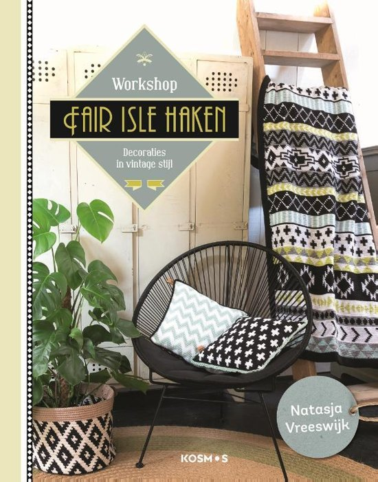Bolcom Workshop Fair Isle Haken Natasja Vreeswijk