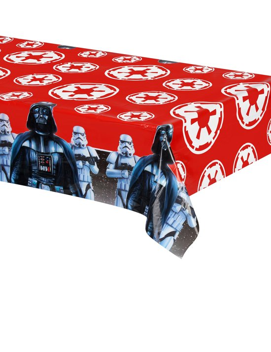 Star Wars Final Battle™ tafelkleed - Feestdecoratievoorwerp