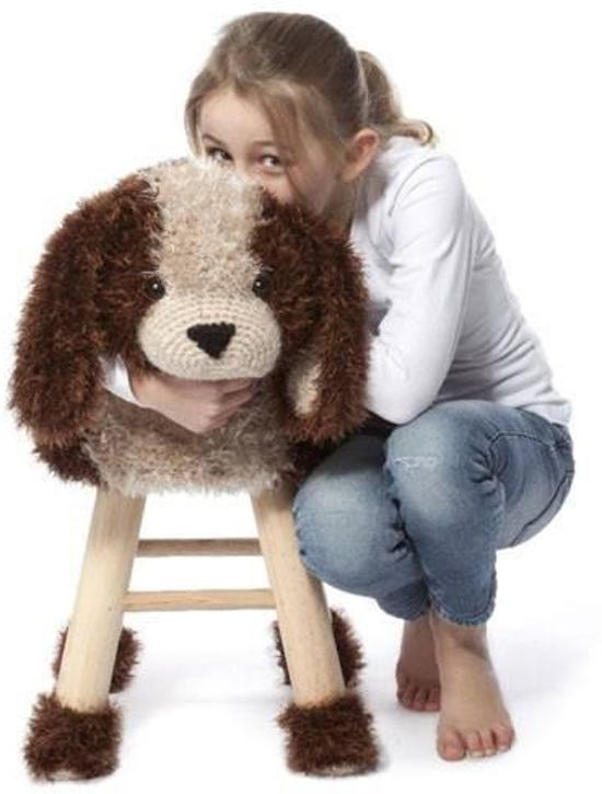 Bolcom Garenpakket Dierenkruk Hond Merkloos Speelgoed