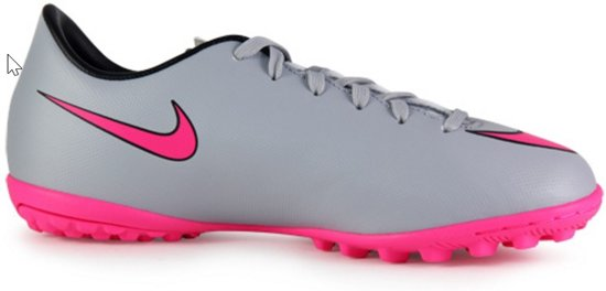 | Nike Mercurial Victory V TF grijs turf voetbalschoenen
