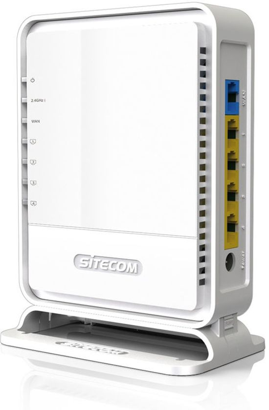 Sitecom WLR-3100 - Router - N300