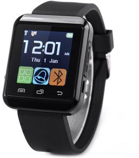 Smartwatch U8 Pro zwart (met SIM-slot)
