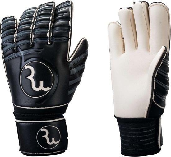 RWLK Goalkeeper handschoen Premium Hybrid zwart combined cut, maat 8.5