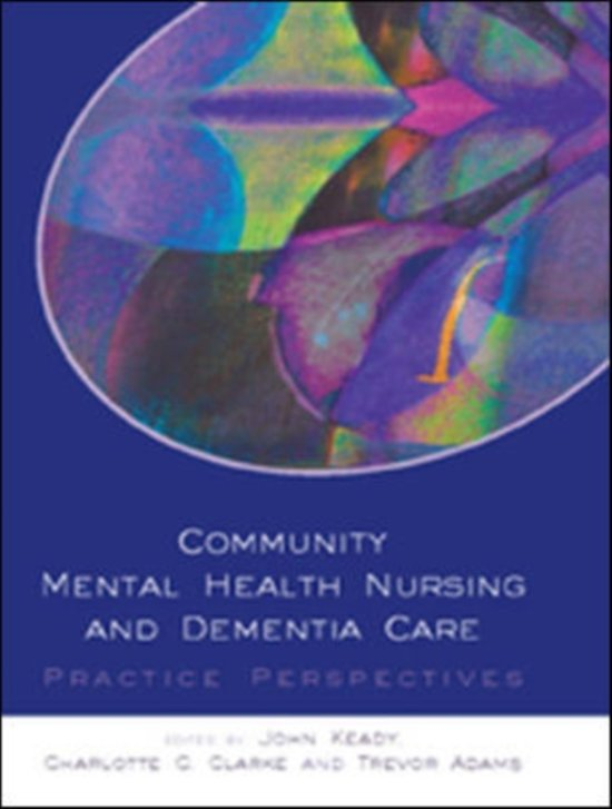 community mental health nursing jack of Welcome community mental health (cmh) is a public provider of services for people with developmental disabilities, serious mental illness, and/or substance use disorders.