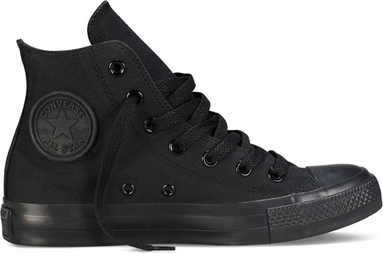 Star All Taylor Converse Sneakers Monochrome Chuck UnisexBlack tdhQrs
