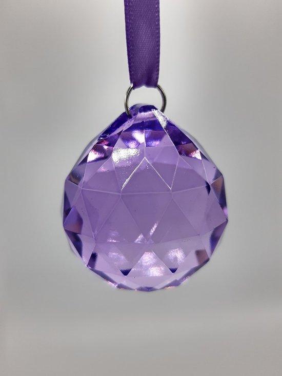Kwan Yin raamkristal