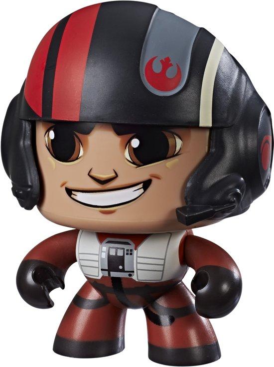 Star Wars Mighty Muggs Poe - Actiefiguur