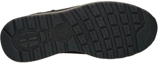 Donkergrijs Heren Maat 5 Lederen Sneakers 46 Voor Mephisto Bradley qOwAvfX