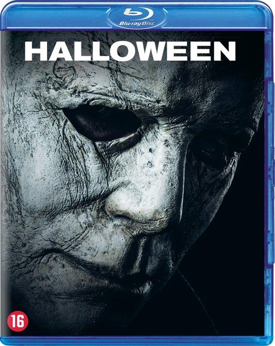 DVD cover van Halloween (18) (Blu-ray)