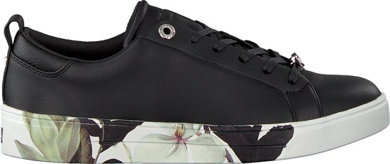 Ted Baker Dames Sneakers Roully - Zwart - Maat 40