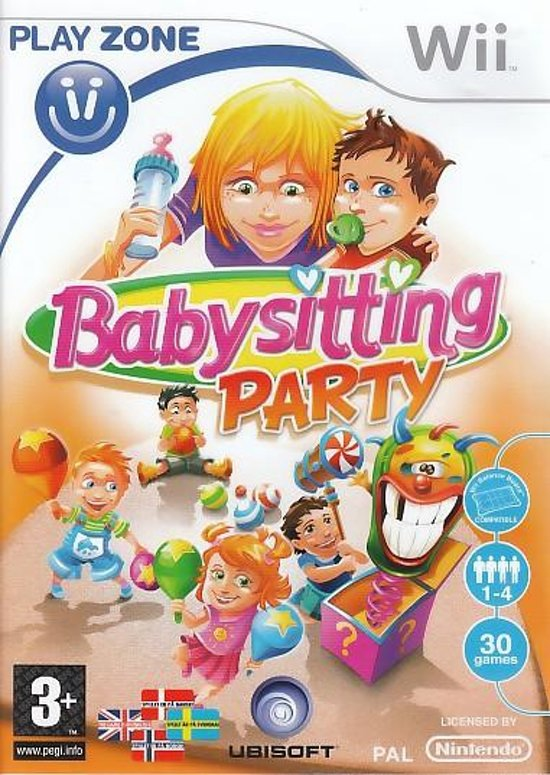 Baby Sitting Party
