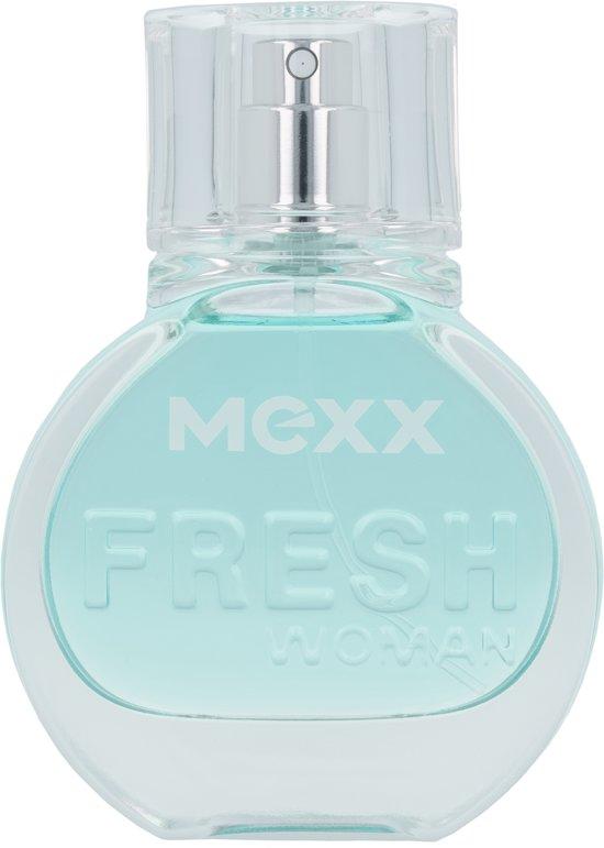 Mexx Fresh Parfum - 30 ml - Eau de toilette - Voor vrouwen