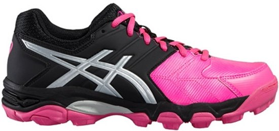 Asics Gel-blackheath 4 Gs - Chaussures De Hockey - Unisexe - Taille 33,5 - Blanc