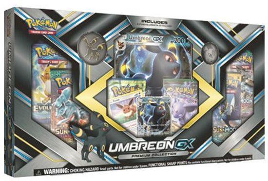 Afbeelding van het spel Pokémon Umbreon-GX Premium Collection Doos