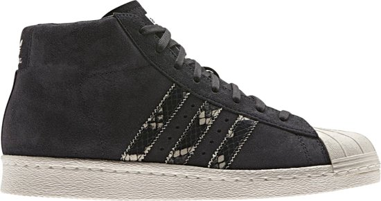 bol.com | Adidas Sneakers Promodel W Zwart Dames Maat 42 2/3