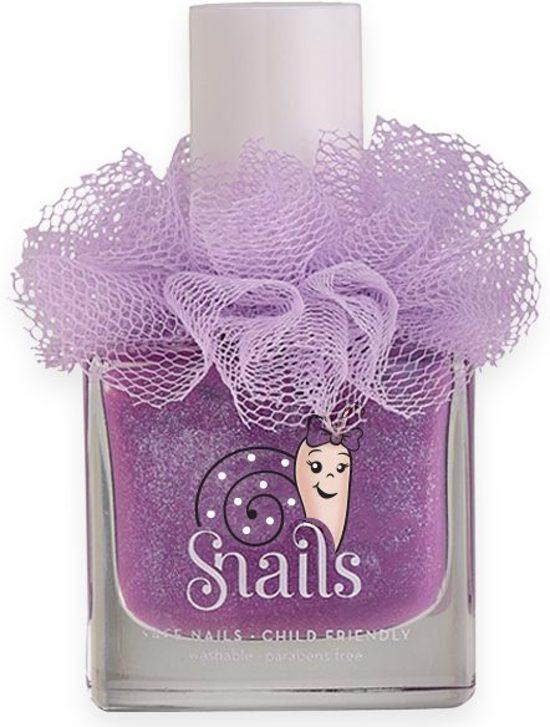 Kinderen Meisjes  Nagellak Snails veilig afwasbaar Ballerine Ukelele beautyset make-up