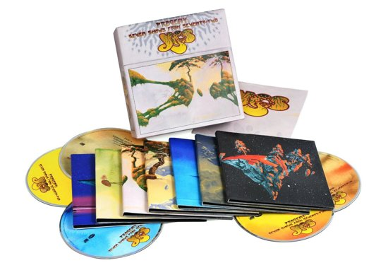 Progeny: Seven Shows From Seventy-Two (Deluxe Boxset)