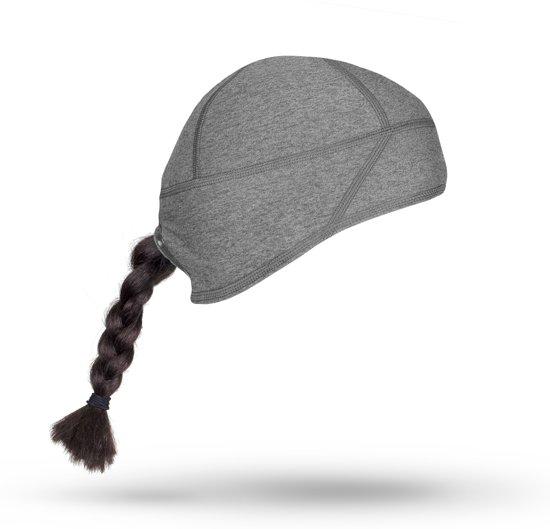 GripGrab Skull Cap - Muts - Maat M - Dames - Grijs
