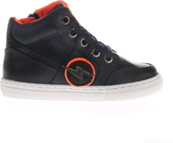 d64c06ec3bd bol.com | Hoge Donkerblauwe Pinocchio Sneaker