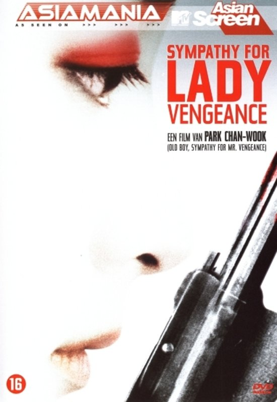 Cover van de film 'Sympathy For Lady Vengeance'