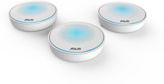 Asus MAP-AC2200 Lyra Mesh wifi router - 3 pack