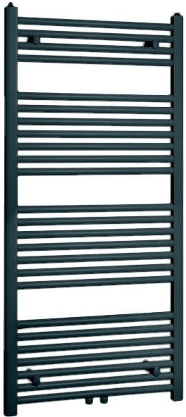 bol.com | Best Design Zero badkamer radiator 120x60cm antraciet