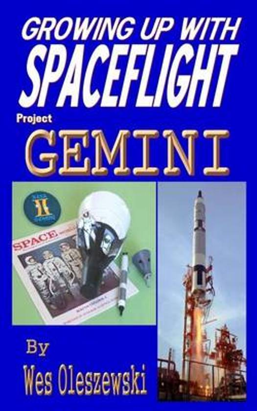 Growing Up with Spaceflight- Project Gemini