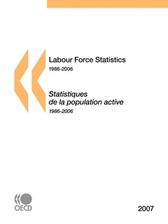 Labour Force Statistics 1986-2006