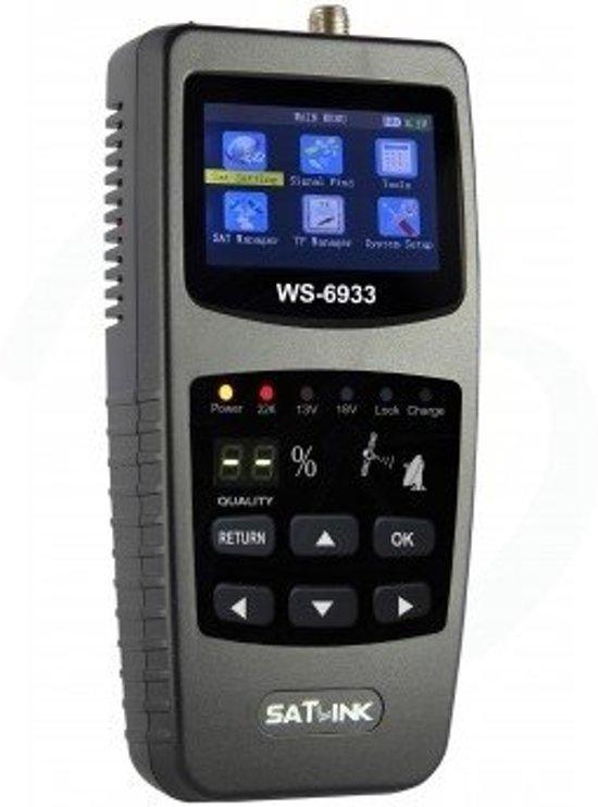SaTLink WS-6933 HD satelliet meter