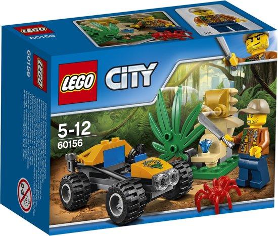 LEGO City Jungle Buggy - 60156