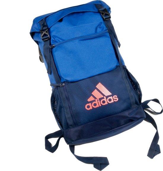 f2820402375 bol.com | Adidas Training NGA Backpack 1.0 Blue Collegiate Navy Bold ...