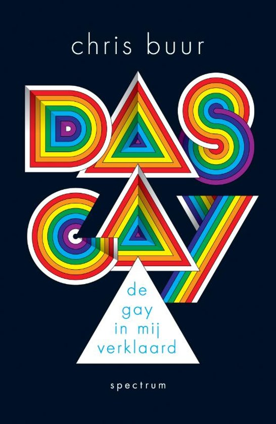 Boek cover Das Gay van Chris Buur (Paperback)