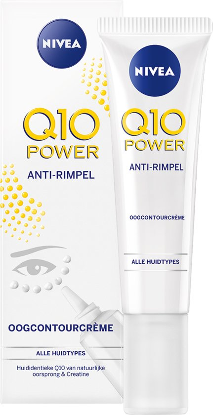 NIVEA Q10Plus Oogcontourcrème - 15 ml