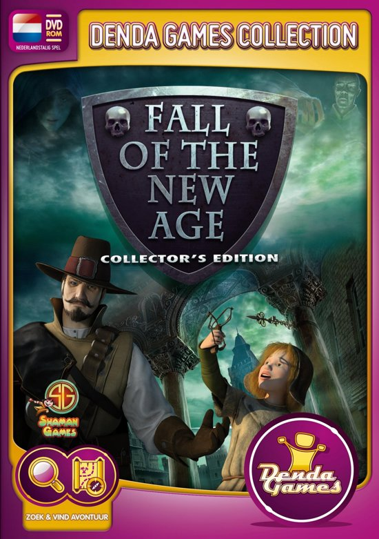 Fall of the New Age (Collector's Edition) - Windows