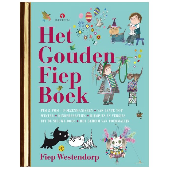 bol com   Gouden Voorleesboeken   Het Gouden Fiep boek, Fiep Westendorp  u0026 Hans Hoekstra   9789047